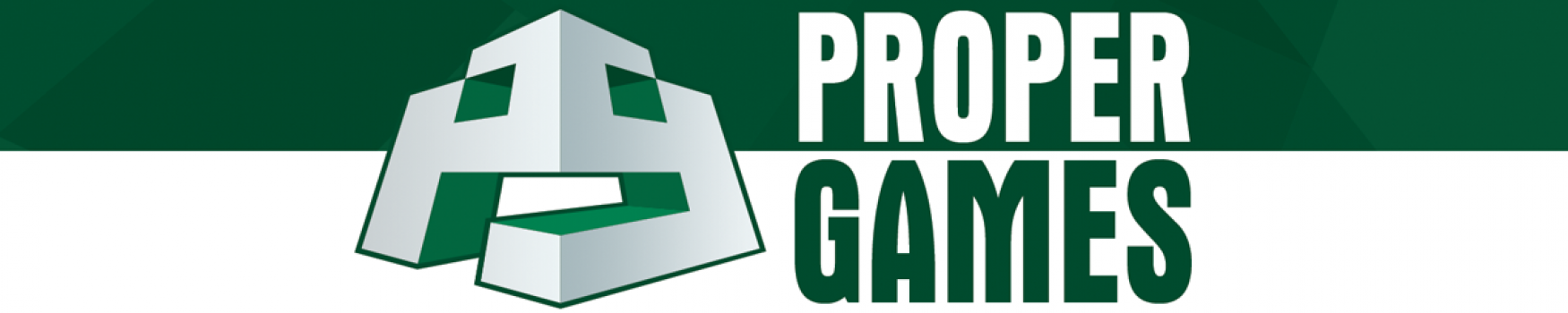 Proper Games