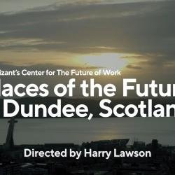 Dundee in world's top places of the future