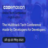 Codemotion 2021