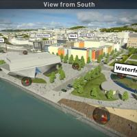 EXPLORE DUNDEE WATERFRONT WITH 3D APP