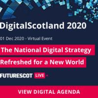Kate Forbes at Digital Scotland 2020 after £11.8m for digital